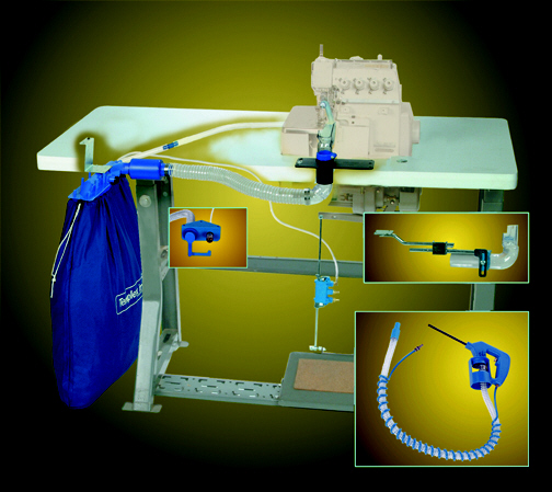 Vacuum Products For Industrial Sewing Machines Custom Vacuum For Sewing Machine